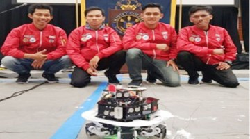 Gadjah Mada Robotic Team (GMRT)