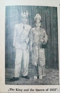 The Queen and The King dari Fakultas HESP.(Foto: Dok. Majalah Gadjah Mada)