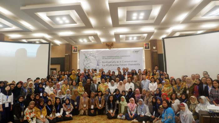 International Conference On Biological Sciences ke-6. Foto: Kinanthi