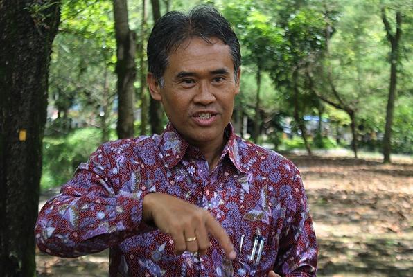 Prof. Ir. Panut Mulyono, M. Eng, D. Eng. Foto Nurrokhman/KAGAMA