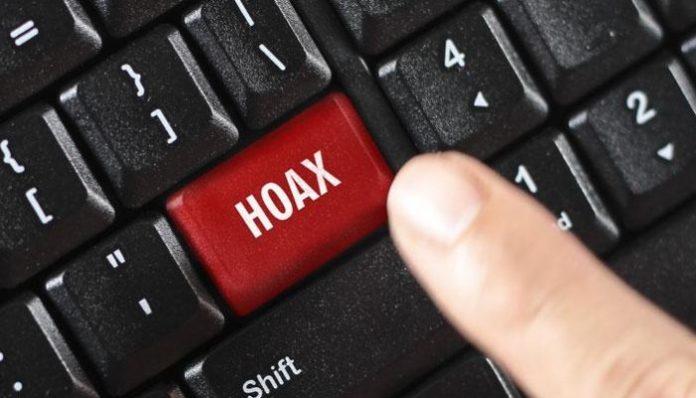 Berbagai informasi hoaks yang beredar sulit dikendalikan. Foto: cari.news