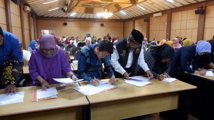 G2R Tetrapreneur ini didesain oleh Bappeda DIY bersama Rika Fatimah P.L., S.T, M.Sc., Ph.D, dosen Fakultas Ekonomika dan Bisnis UGM. Foto: Kinanthi