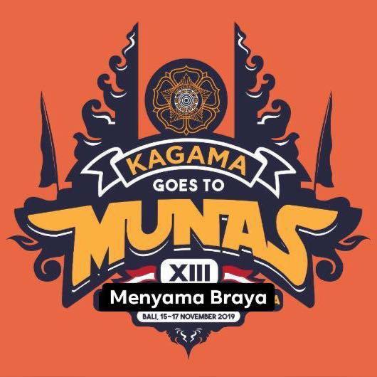 Munas KAGAMA XIII akan digelar di Bali, 15-17 November 2019