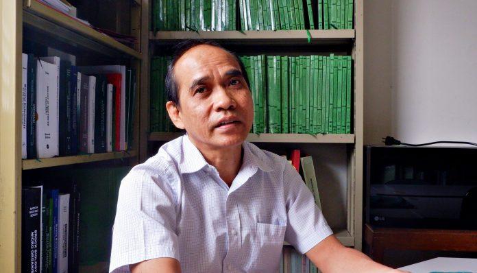 Donny pernah menerima tawaran bekerja di Jepang dan mendapat gaji sangat besar, namun akhirnya ia memilih berkarier di Indonesia, karena bisa merdeka. Foto: Kinanthi
