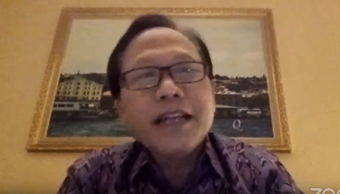 Alumnus FTP UGM ini menyebut, BRG dan UGM telah bekerja sama untuk penanaman kenaf di gambut, yang direncanakan pada tahun 2021 di Pulau Pisang (Kalteng), Kubu Raya (Kalbar), dan OKI (Sumsel). Foto: Ist