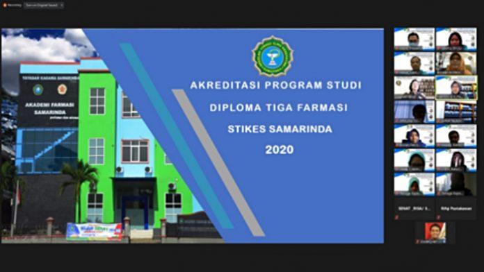 Kampus rintisan Yayasan KAGAMA Kaltim ini raih akreditasi B. Foto: KAGAMA Kaltim