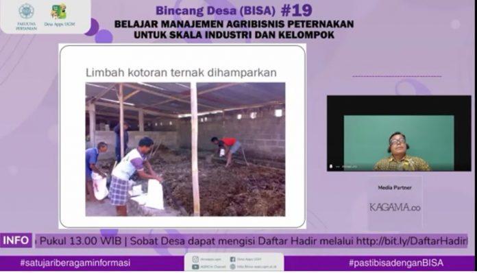Manajemen agribisnis peternakan untuk skala industri dan kelompok sub sektor peternakan memiliki peran yang penting. Foto: Ist