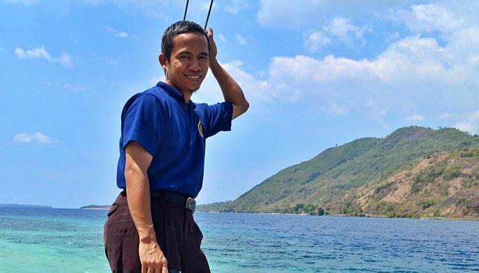 Dosen Departeman Perikanan UGM, Dr. Amir Husni, S.Pi., M.P., mengungkapkan, limbah budidaya ikan bisa dimanfaatkan untuk banyak kebutuhan. Foto: Ist
