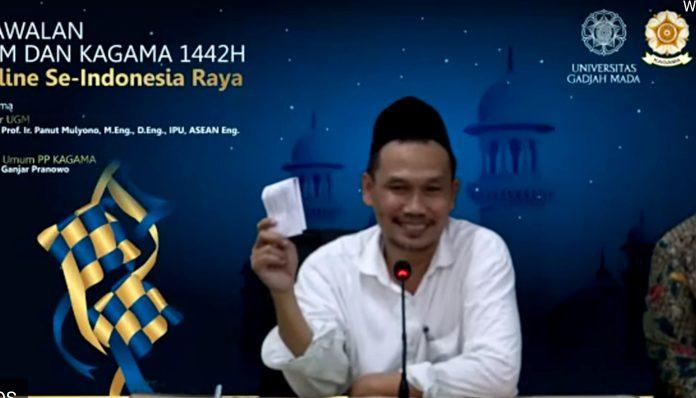 Di Indonesia, kata Gus Baha, syawalan identik dengan kegiatan meminta maaf. Foto: Ist