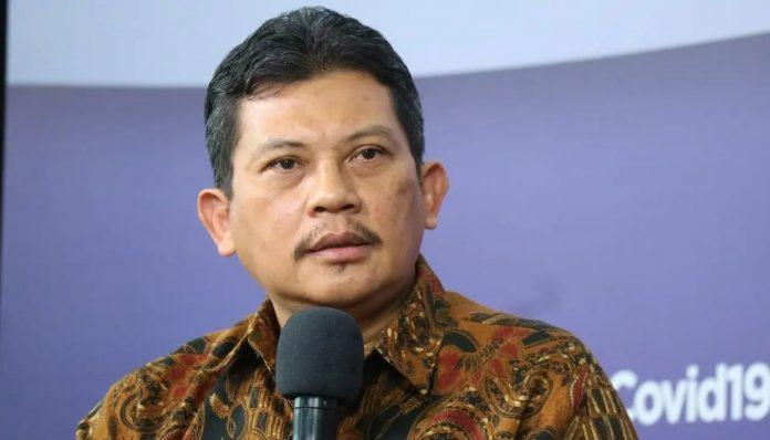 Direktur Utama BPJS Kesehatan, Ali Ghufron Mukti terpilih sebagai salah satu Indonesia Best CEO Awards 2021 Employees Choice. Foto: Tim Komunikasi Publik Satgas Nasional